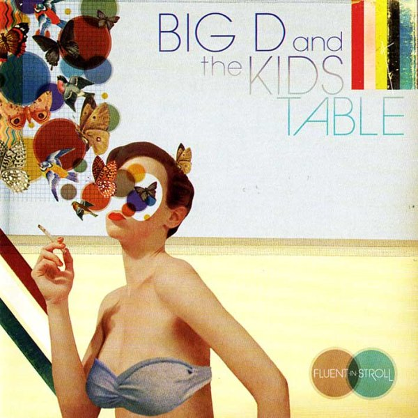 画像1: Big D And The Kids Table / Fluent In Stroll (1)