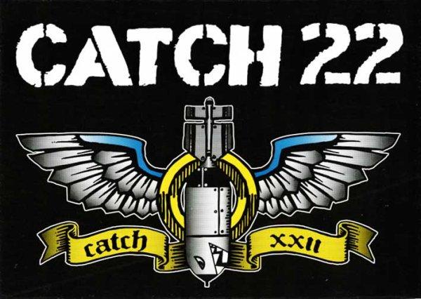画像1: Catch 22 / Bomber ステッカー (1)