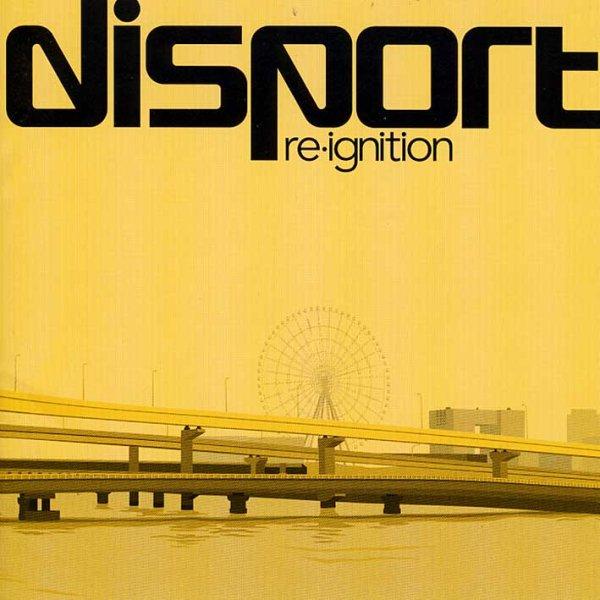 画像1: Disport /Re-Ignition【送料無料】 (1)