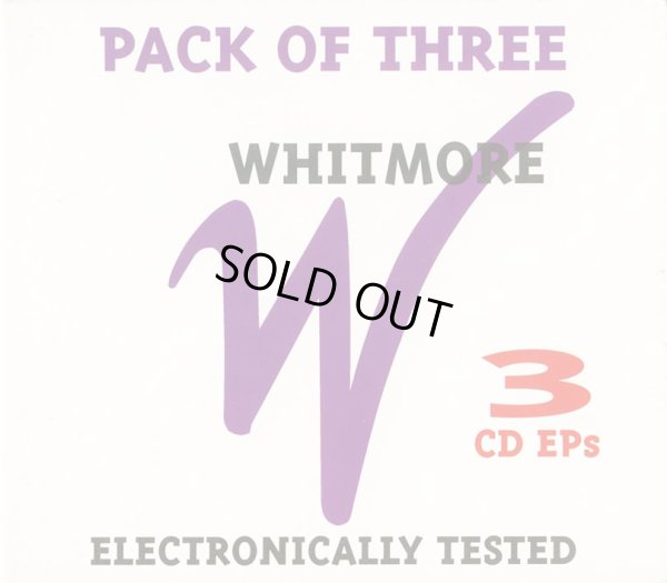 画像1: Whitmore / Pack Of Three (1)