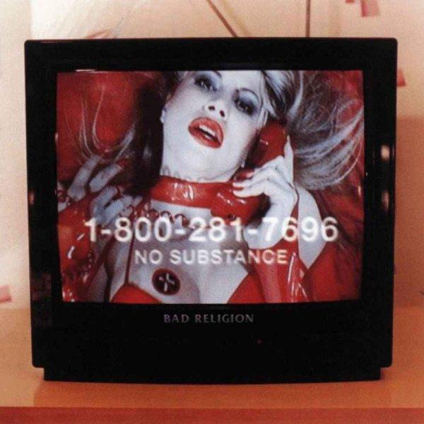 画像1: Bad Religion / No Substance (1)