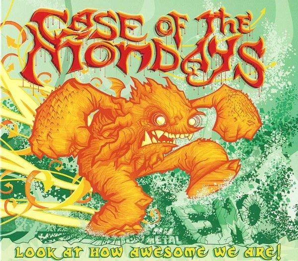 画像1: Case of the Mondays / Look At How Awesome We Are! (1)