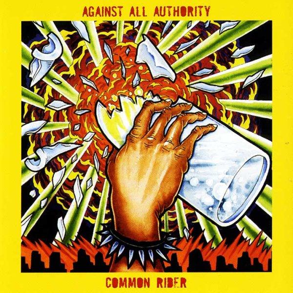 画像1: Against All Authority / Common Rider / Split (1)