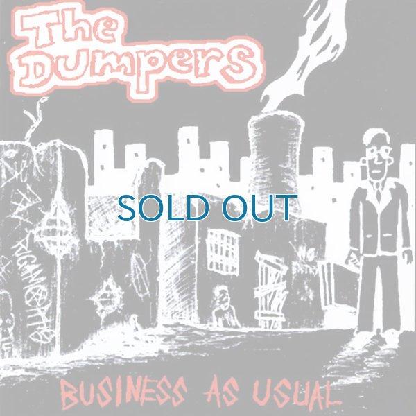 画像1: The Dumpers / Business As Usual (1)