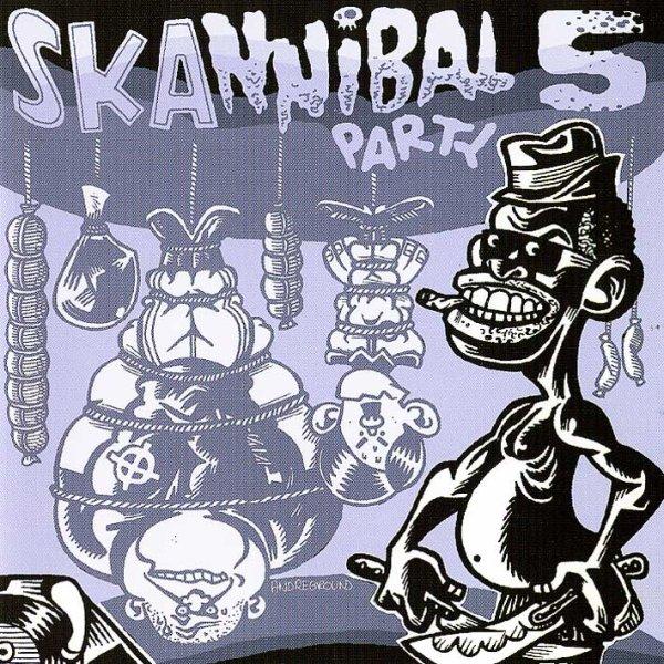 画像1: V.A. / Skannibal Party Vol.5 (1)