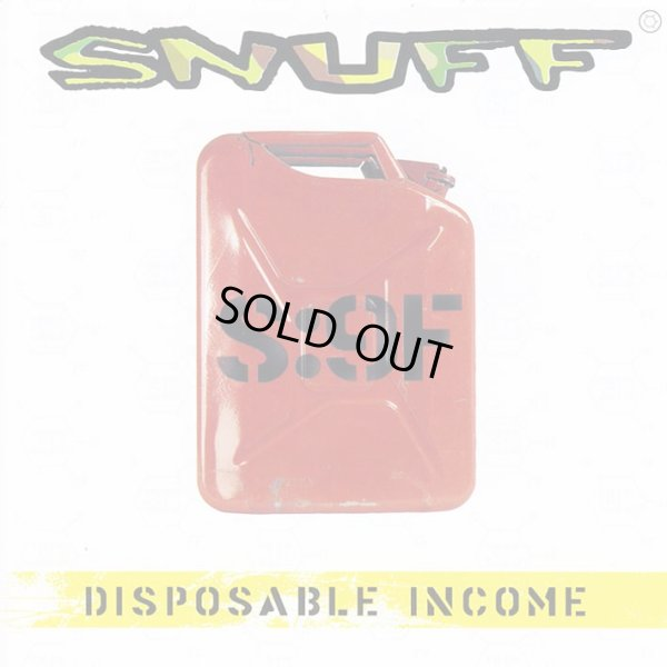 画像1: Snuff / Disposable Income (1)