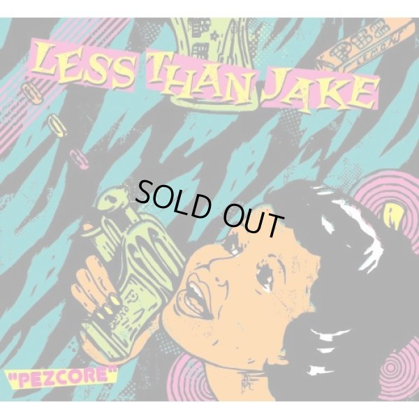 画像1: Less Than Jake / Pezcore [w/ DVD] (1)