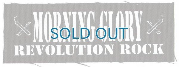 画像1: Morning Glory / Revolution Rock Cloth パッチ (1)