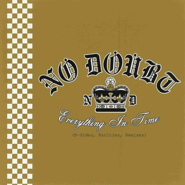 画像1: No Doubt / Everything in Time (1)