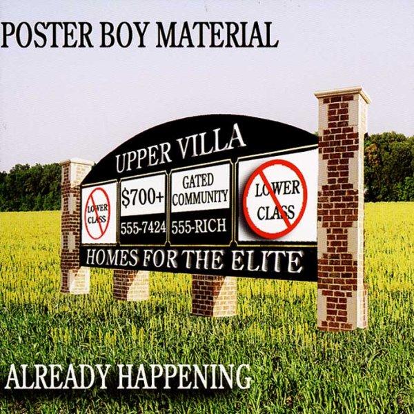 画像1: Poster Boy Material / Already Happening (1)