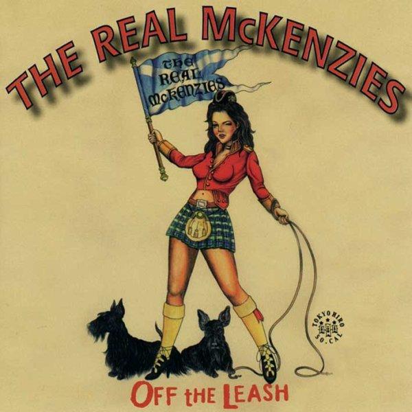 画像1: Real McKenzies / Off the Leash (1)