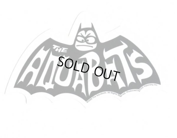 画像1: The Aquabats  / Bat Logo ステッカー (1)