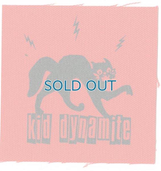 画像1: Kid Dynamite / Cat Logo Cloth パッチ (1)
