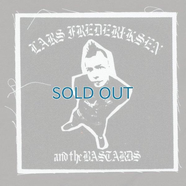 画像1: Lars Frederiksen And The Bastards / Album Cover Cloth パッチ (1)