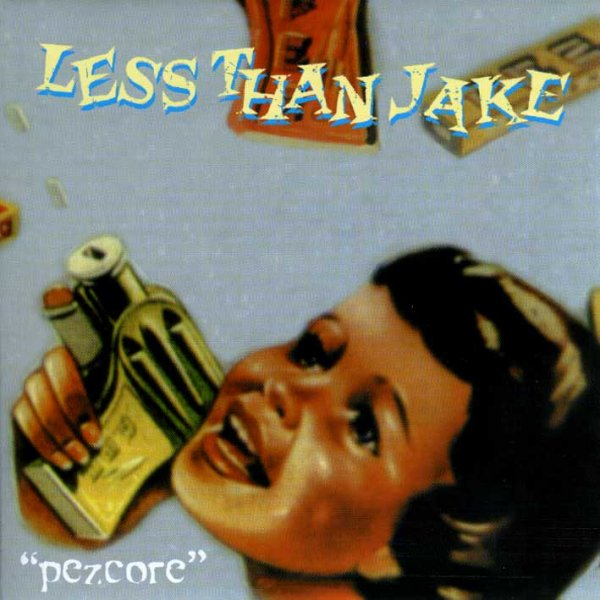 画像1: Less Than Jake / Pezcore (1)