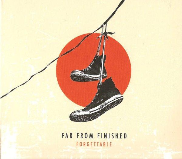 画像1: Far From Finished / Forgettable (1)