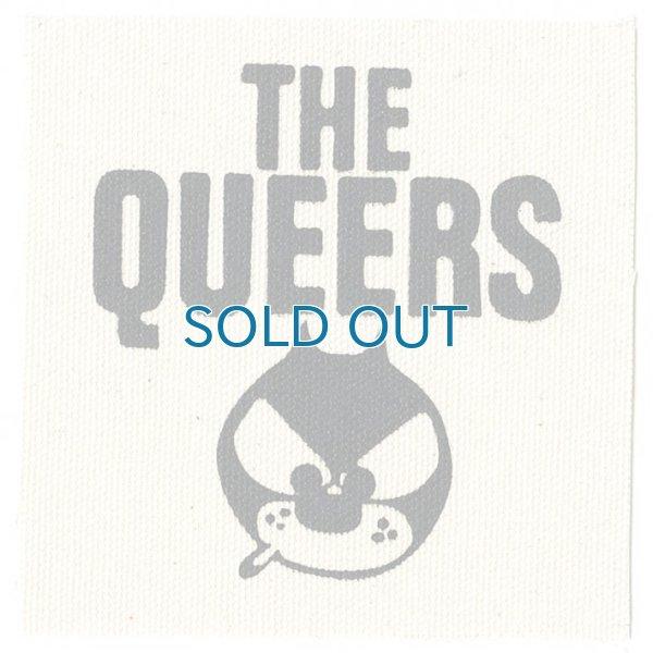 画像1: The Queers / Cat Logo Cloth パッチ (1)