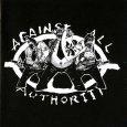画像1: Against All Authority / 24 Hr Roadside Resistance (1)