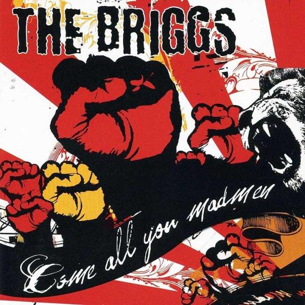 画像1: The Briggs / Come All You Madmen【日本盤】 (1)