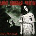 画像1: Love Equals Death / Nightmerica (1)