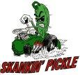 画像2: Skankin Pickle / Hot Rod T/S (2)