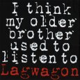 画像2: Lagwagon / Older Bro T/S (2)
