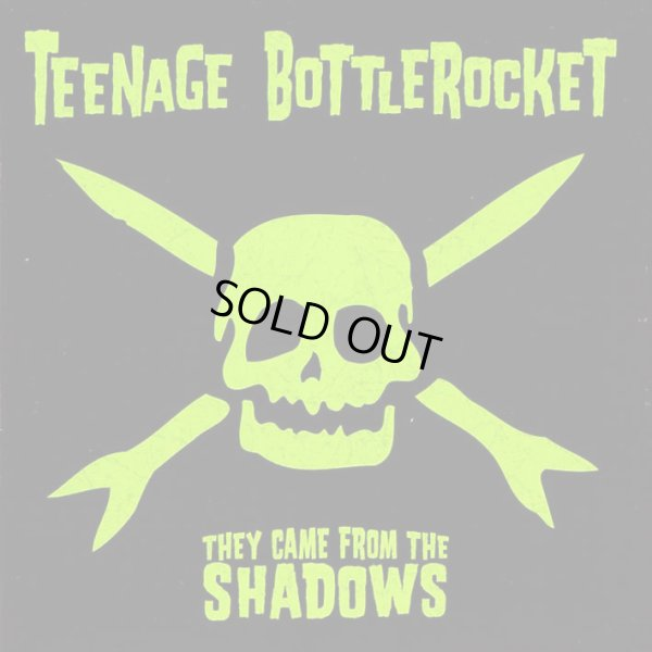 画像1: Teenage Bottlerocket / They Came From the Shadows (1)