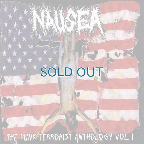 画像1: Nausea / Punk Terrorist Anthology Vol.1 (1)