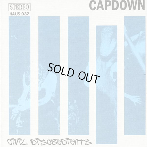 画像1: Capdown / Civil Disobedients (1)