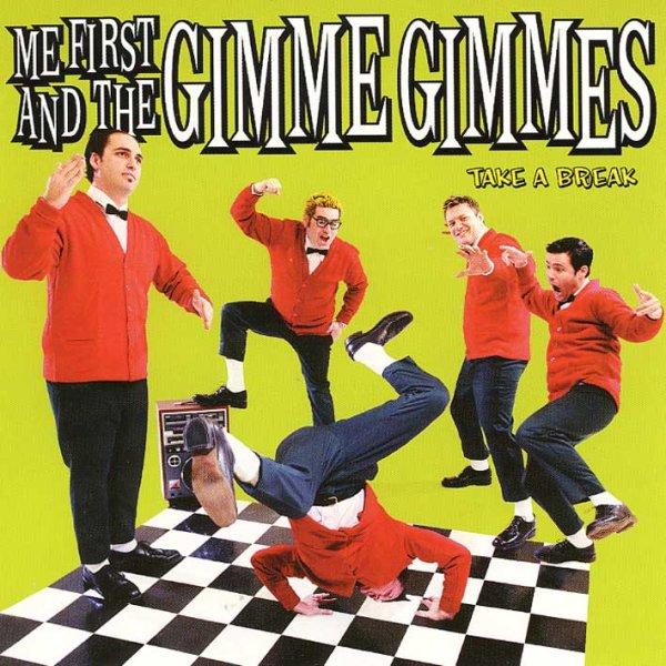 画像1: Me First and the Gimme Gimmes / Take A Break (1)