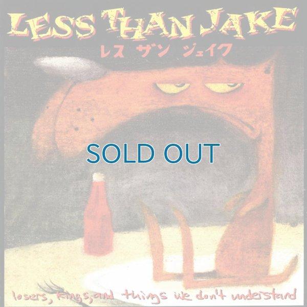 画像1: Less Than Jake / Losers, Kings, and Things We Don't Understand (1)