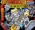 画像1: Uncommonmenfrommars & Burning Heads / Incredible Rock Machine (1)