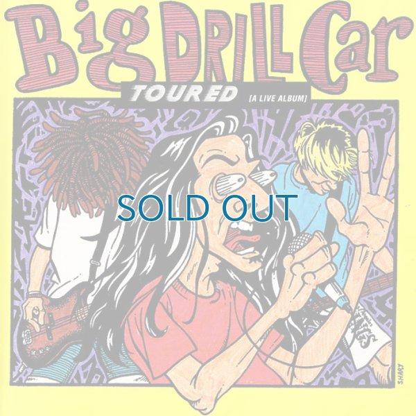 画像1: Big Drill Car / Toured (1)