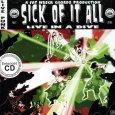 画像1: Sick Of It All / Live In A Dive (1)