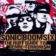 画像1: Sonic Boom Six / The Ruff Guide to Genre-Terrorism (1)